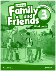 American Family and Friends. 3(Workbook)