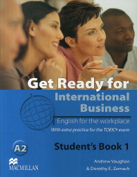 Get Ready For International Business. 1(Student's Book)(A2)