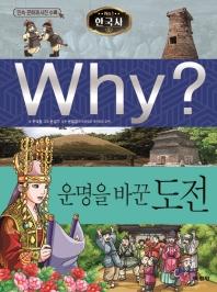 Why? 한국사: 운명을 바꾼 도전