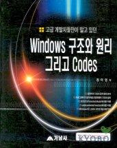 WINDOWS 구조와 원리 그리고 CODES