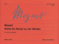 모차르트 네 손을 위한 피아노 작품(빈원전편)
