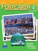 POSTCARDS. 4 (STUDENT BOOK)