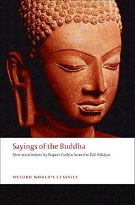 Sayings of the Buddha