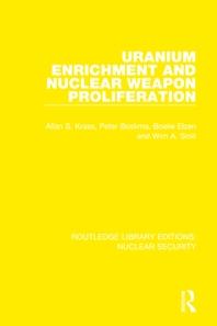 Uranium Enrichment and Nuclear Weapon Proliferation