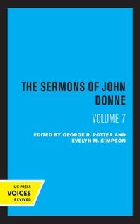The Sermons of John Donne, Volume VII