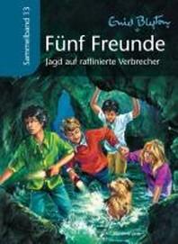 Fuenf Freunde Sammelband 13. Jagd auf raffinierte Verbrecher