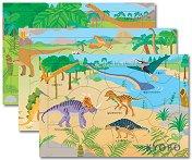공룡의 세계(파노라마 퍼즐)
