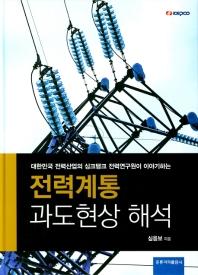 대한민국 전력산업의 싱크탱크 전력연구원 전력계통 과도현상 해석