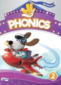Hi Phonix(하이 파닉스). 2: Workbook