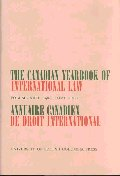 The Canadian Yearbook of International Law, Vol. 22, 1984