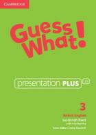 Guess What! Level 3 Presentation Plus British English