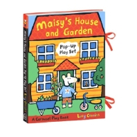 Maisy's House and Garden 메이지 하우스 앤 가든 팝업북 Maisy Pop-up and play book