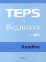 TEPS FOR BIGINNERS LEVEL. 3: READING