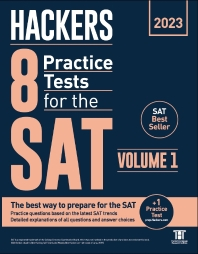 Hackers 8 Practice Tests for the SAT Volume. 1(2022)