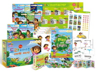 New 도라(Dora) 리더스북 10종 Level 1 A세트(세이펜BOOK)
