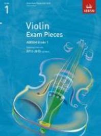 Violin Exam Pieces G 1 Score & Part