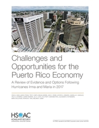Challenges and Opportunities for the Puerto Rico Economy