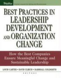 Best Practices in Leadership Development and Organization Change