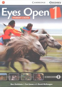 Eyes Open Level 1, Student's Book