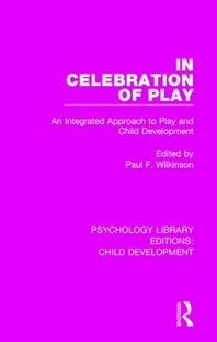 In Celebration of Play