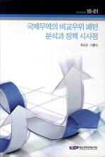 국제무역의 비교우위 패턴 분석과 정책 시사점