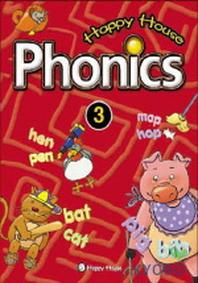 PHONICS 3(HAPPY HOUSE)(교재)