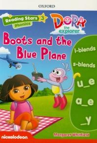 DORA the Explorer Ponics. 3: Boots and the Blue Plane