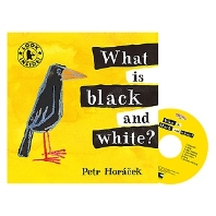 Pictory Set IT-20: What is Black and White? (with Audio CD )
