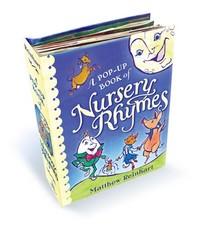 A Pop-Up Book of Nursery Rhymes