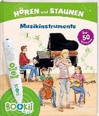 BOOKii Hoeren und Staunen Musikinstrumente