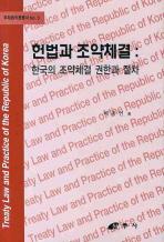 헌법과 조약체결