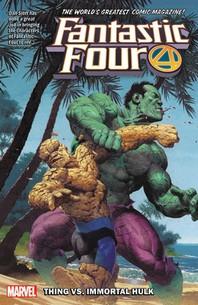 Fantastic Four by Dan Slott Vol. 4