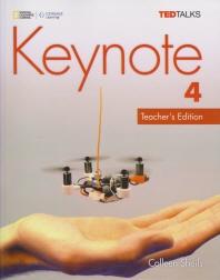 Keynote Teacher's Edition 4