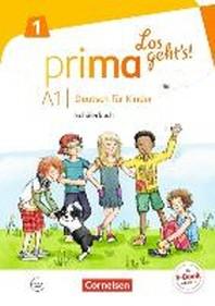 Prima - Los geht's! Band 1 - Schuelerbuch mit MP3-Download