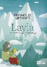 Layla im Land des Schneekoenigs