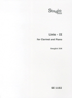 LINIE-2 FOR CLARINET AND PIANO