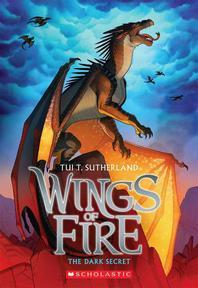 The Dark Secret ( Wings of Fire #04 )