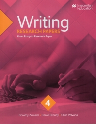 Macmillan Writing. 4: Research Papers