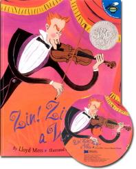 노부영 Zin! Zin! Zin! a Violin