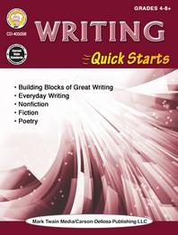 Writing Quick Starts Workbook, Grades 4 - 12