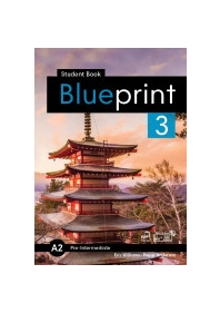Blueprint 3 : Student`s Book + CDRom
