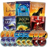 어스본 클래식 리톨드 어드벤쳐(Usborne Classics Retold Adventures) 6종 세트(B+CD)