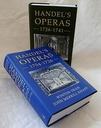 Handel's Operas, 2-Volume Set