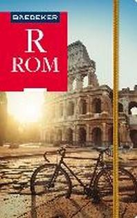 Baedeker Reisefuehrer Rom