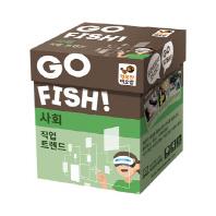 [행복한바오밥] 직업 학습 보드게임_고피쉬 사회 직업 트렌드