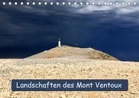 Landschaften des Mont Ventoux (Tischkalender 2021 DIN A5 quer)