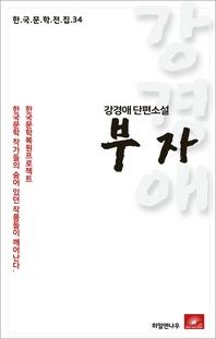 강경애 단편소설 부자(한국문학전집 34)