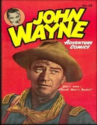 John Wayne Adventure Comics No. 28