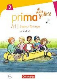 Prima - Los geht's! Band 2 - Schuelerbuch mit Audios online