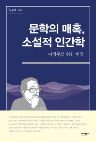 문학의 매혹, 소설적 인간학